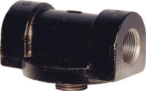 "Cim-Tek 50003 3/4"" NPT Cast Iron Adaptor for 200E 250E 260 & 300 Series Filters"