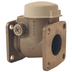 Dixon Bayco 3020 Series 2 in. Square TTMA High Flow Swing Check Valves w/ EPDM Seal