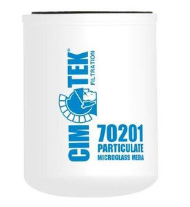 Cim-Tek 30 Series Spin-on Filters - High-Performance Microglass Media - 70201