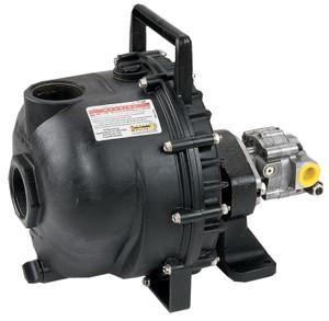 3 in. Hydraulic Driven Polypropylene Pump - 3 in. Hydraulic Driven Polypropylene Pump - 12