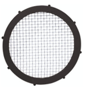 Rubber Fab Camlock 1 1/2 in. EPDM Screen Gaskets - 50 Mesh