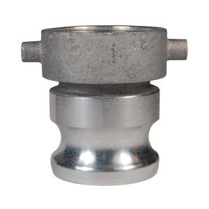 Dixon 1 1/2 in. FNST  x 1 1/2 in. Aluminum Hydrant Adapter