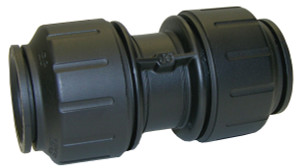 Black CTS JG Twist & Lock Fittings - Connector - 3/4 in. - 5