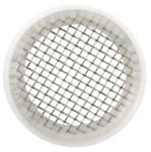 Rubber Fab Camlock 3 in. Platinum Silicon Screen Gaskets - 20 Mesh