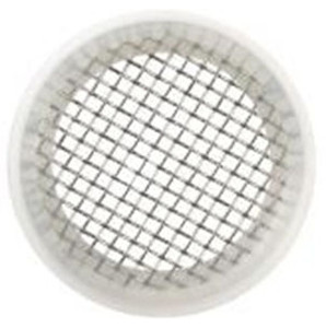 Rubber Fab Camlock 3 in. Platinum Silicon Screen Gaskets - 100 Mesh