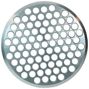 Dixon 3 in. Stainless Steel Disk Strainer