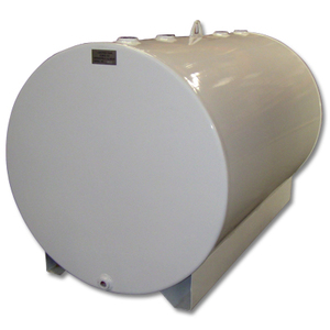 Certified Tank 2,500 Gallon 10 Gauge Single Wall Non-UL Farm Tank