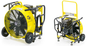 Tempest VSR 18 in. Variable Speed Electric Power Blowers