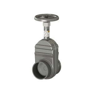 """Betts Manual Gate Valves - Groove X Groove - 3"""" Groove x 3"""" Groove - Stainless steel - Stainless Steel"""