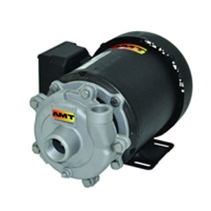 AMT/Gorman Rupp Stainless Steel Straight Centrifugal Pump