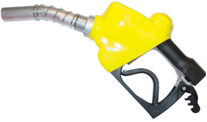 M.Carder Big Mouth 1 in. Auto Diesel Nozzle