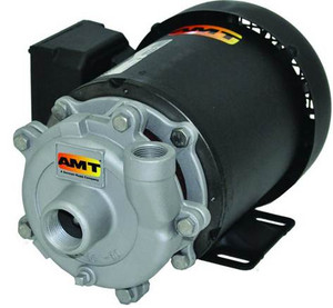 AMT/Gorman Rupp Small Cast Iron Straight Centrifugal Pumps