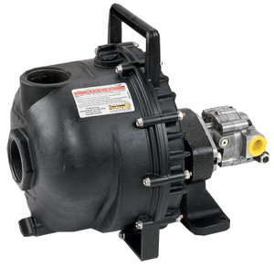 Banjo Hyraulic Driven Polypropylene Pumps