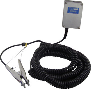 Coiled Cord With Clamp & Junction Box For Civacon 8030 Monitor