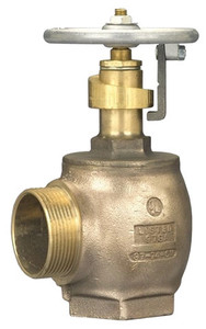 Dixon Powhatan Brass Adjustable Pressure Restricting Angle Valves