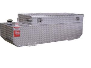65 Gallon DOT Aluminum Combo Refueling Transfer Tank
