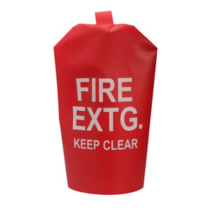 United Fire Safety Covers for Wheeled Extinguishers