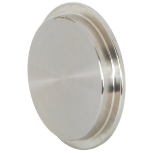 Bradford 16AI-14I Series 304 Stainless Male I-Line Solid End Caps