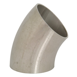 Bradford B2WK Series Unpolished 45° Weld Elbows
