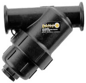 Banjo 2 in. Manifold Y Strainers