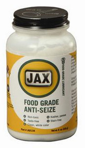 JAX Food Grade Anti Seize Compound - Case of 12
