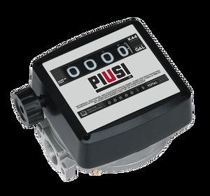 PIUSI K44 4 Digit 1 in. Mechanical Fuel Flow Meter