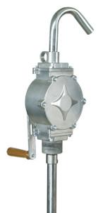 ITI Heavy Duty Rotary Hand Pump w/ Hose - 1 Gal per 10 Rev