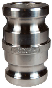 Dixon Stainless Steel Cam & Groove Spool Adapter - Adapter x Adapter