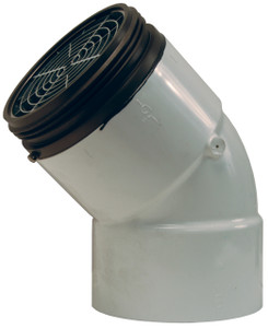 Male 45° Dry Hydrant Adapter