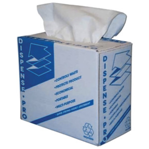 Centerflo DRC General Purpose Wiper Cloths - 800 Qty