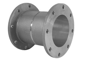 Morrison Aluminum 4 in. TTMA Flange Adapter w/Shear Section