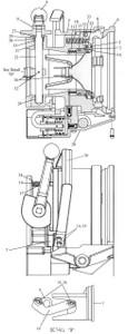 Emco Wheaton K2 Coupler Parts