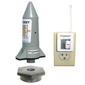 The OEM Rocket 7000 Wireless Fuel Level Monitor