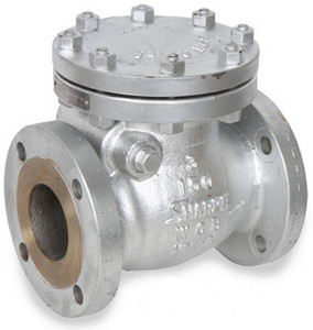 Sharpe Cast Steel 150# Check Valve -Flanged