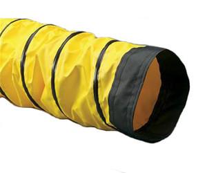 Flexaust Springflex® AWP-W Series 25 ft. Duct Hose (-20°F to 325°F)