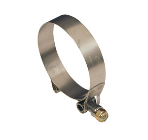 Dixon Stainless Band & Steel Bolt T-Bolt Clamps