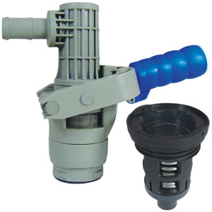 2 in. RPV Auto Shut Off Coupler Valve and Adapter