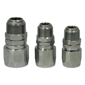 Petroleum hose fittings