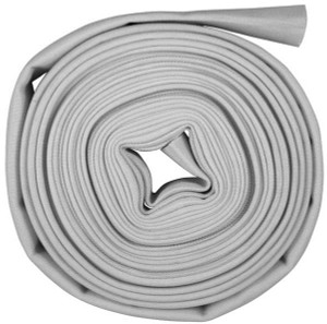 Superior Fire Hose 1 1/2 in. Single Jacket Industrial Hose
