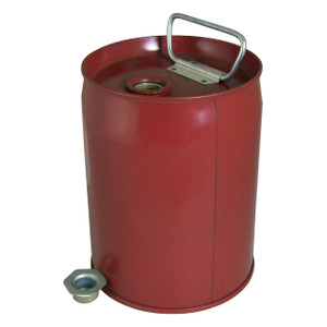 HAZMATPAC 1 Gallon Tighthead Drum Shipper w/ 3/4 in. Bung
