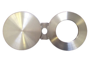 CDR 8 in. Carbon Steel Spectacle Blind Flanges