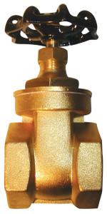 Matco Norca 514 Series Brass Non Rising Stem Gate Valves