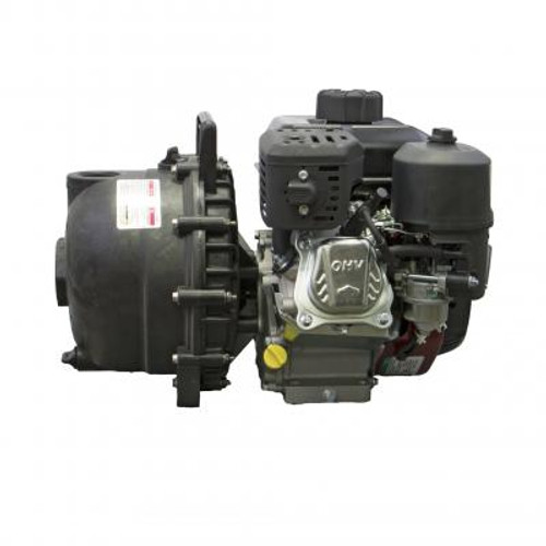 1-1/2 in. Polypropylene Self-Priming Centrifugal Pump - 3.5 HP 100 GPM - Briggs 3.5 HP - 1 1/2 in. - 100