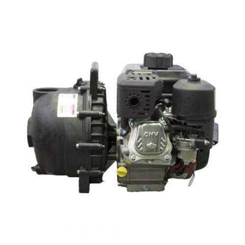 2 in. Polypropylene Self-Priming Centrifugal Pump - 3.5 HP 140 GPM - Briggs 3.5 HP - 2 in. - 140