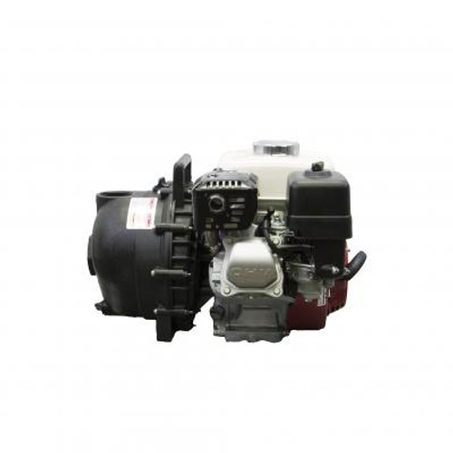 2 in. Polypropylene Self-Priming Centrifugal Pump - 5.5 HP 140 GPM - Honda 5.5 HP - 2 in. - 140