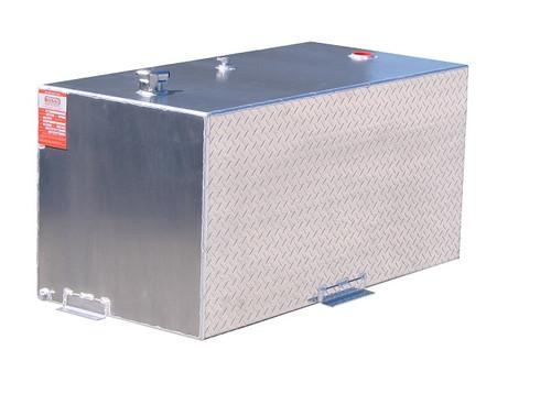 110 Gallon Severe Series Aluminum Refueling Tank