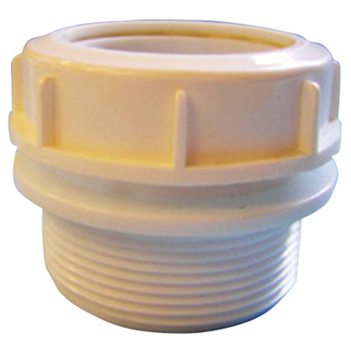 2 in. Male BSP & NPT Pipe Thread Adapter