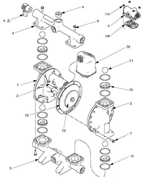 graco husky 1050 diaphragm pump parts - john m. ellsworth ... diaphragm pump wiring diagram 2003 chevy silverado fuel pump wiring diagram