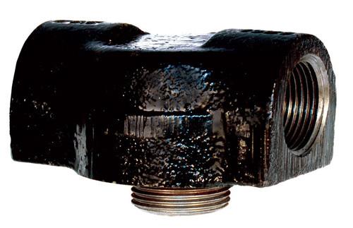 Cim tek in npt cast iron adapter for ae