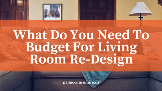 What do you need to budget for a living room re design - What do you need in a living room ...